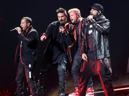 Concierto Backstreet Boys en Costa Rica